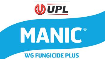 Manic Fungicide Plus Now Registered}